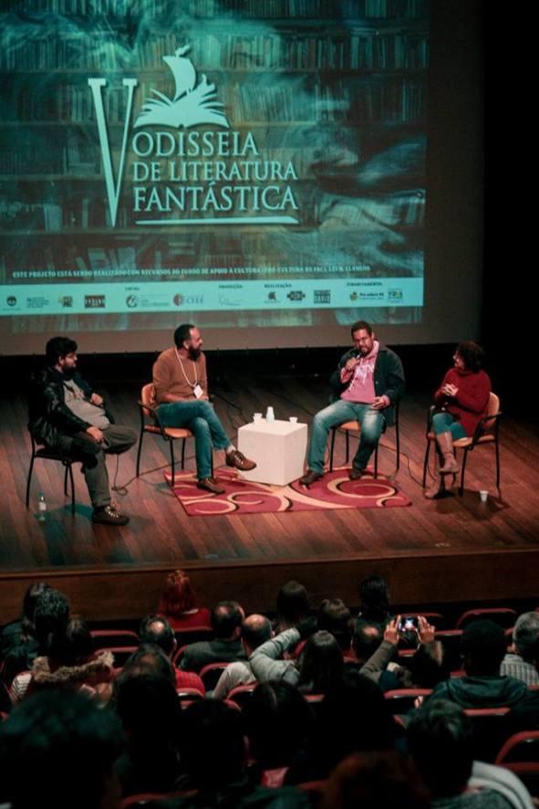 V Odisseia de Literatura Fantástica Porto Alegre Jun 2018